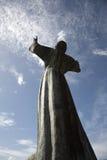 Christ del profondo Fotografie Stock Libere da Diritti