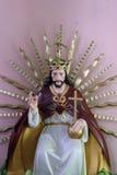 Christ der König stockbild