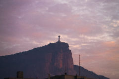 Christ der Redeemer, Rio de Janeiro, Brasilien Lizenzfreie Stockbilder