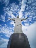 Christ der Redeemer - Rio de Janeiro lizenzfreie stockbilder