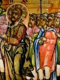 christ ewangelii życia sceny Zdjęcie Stock