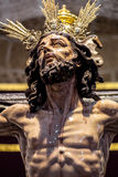 Christ of the forgiveness Royalty Free Stock Image