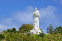 The Christ of Havana, Cuba Stock Photos