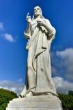 Christ of Havana - Cuba Royalty Free Stock Images