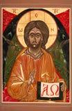 christ ikona Jesus Obrazy Royalty Free