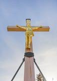 памятник christ jesus Стоковое фото RF