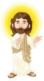 christ jesus stock illustrationer