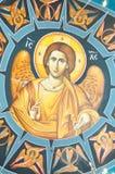 christ jesus målning Arkivfoton