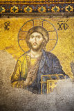 christ jesus mosaik Royaltyfria Foton