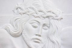 christ jesus passione Arkivfoto