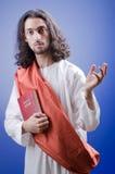 christ jesus personification Fotografering för Bildbyråer