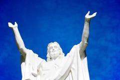 christ Jesus wzrastający Zdjęcia Royalty Free