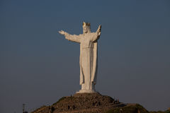Christ the King monument Stock Photo