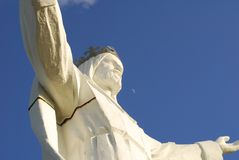 Christ the King Monument Royalty Free Stock Photography