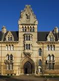 Christ-Kirche-Hochschule, Oxford lizenzfreies stockfoto