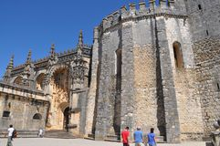 christ kloster royaltyfria foton