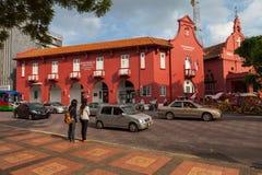 christ kościelny punkt zwrotny Malacca Malaysia melaka Obraz Stock
