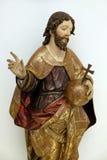 christ konung Arkivbild