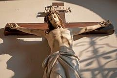 christ kors jesus Royaltyfria Bilder