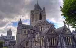 christ kyrkliga dublin Royaltyfri Foto