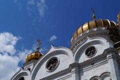 Christ la cattedrale del salvatore Immagini Stock