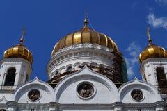 Christ la cattedrale del salvatore Immagine Stock Libera da Diritti