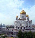 Christ la cattedrale del salvatore Fotografia Stock Libera da Diritti