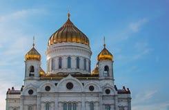 Christ la cattedrale del salvatore Fotografia Stock