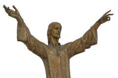 Christ levantado imagem de stock royalty free