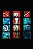 Christ levantado imagens de stock royalty free