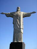 christ odkupiciela statua Fotografia Royalty Free