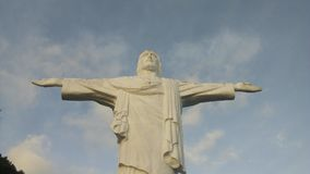 Christ with open arms Stock Photos