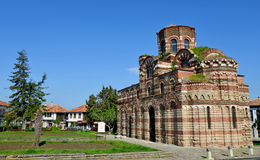 The Christ Pantocrator Curch in Nessebar,Bulgaria Stock Images