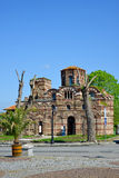 The Christ Pantocrator Curch in Nessebar,Bulgaria Royalty Free Stock Image