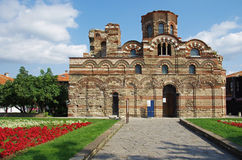 The Christ Pantocrator curch in Nessebar Royalty Free Stock Photo