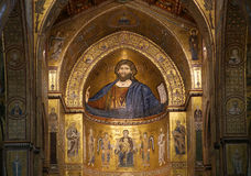 The Christ Pantokrator Royalty Free Stock Image