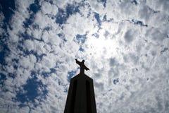christ räddning Fotografering för Bildbyråer