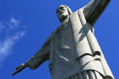christ redeemer Royaltyfri Foto