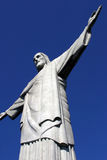 Christ Redeemer. Statue of Christ Redeemer on Corcovado Royalty Free Stock Photography