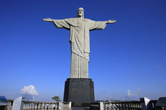 Christ redeemer Stock Photography