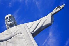 christ redeemer Royaltyfria Foton