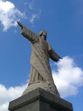 Christ the Redeemer. Statue Royalty Free Stock Images