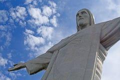 christ redeemer Arkivfoton