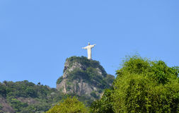 christ redeemer Royaltyfria Bilder