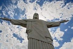 christ redeemer Arkivbilder
