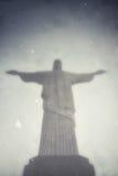 christ redeemer Arkivfoto