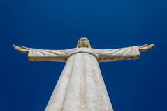 Christ the Redeemer or Christo Redentor statue in Lubango, Angola Stock Photos