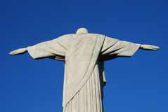 Christ the Redeemer (Cristo Redentor) Rio, Brazil Stock Photos