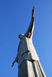 Christ the Redeemer (Cristo Redentor) Rio, Brazil Stock Photo
