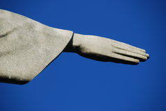 Christ the Redeemer (Cristo Redentor) Rio, Brazil Royalty Free Stock Image